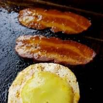 bacun and eggless